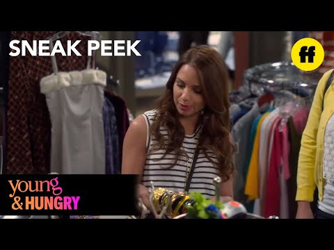 Young & Hungry 2.16 (Clip 'Gift Shopping')
