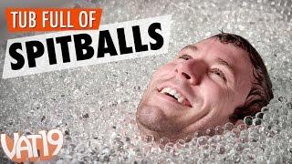 Burning Questions: Spitballs