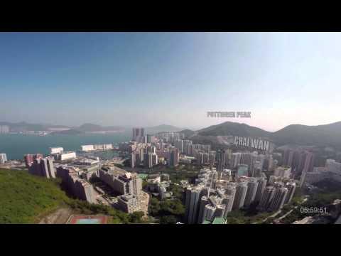 Tseung Kwan O Drone Video