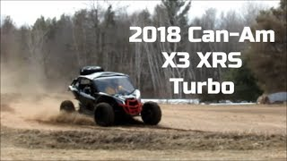 3. 2018 Can-Am Maverick X3 X RS Turbo R UTV Edit