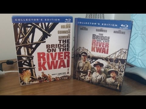 The Bridge On The River Kwai Collectors Editon Blu-Ray Overview