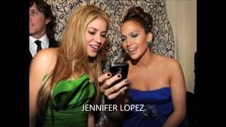 Shakira con otro famosos