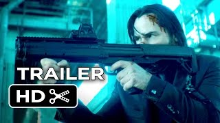 John Wick TRAILER 1 (2014) - Keanu Reeves, Willem Dafoe Action Movie HD - YouTube