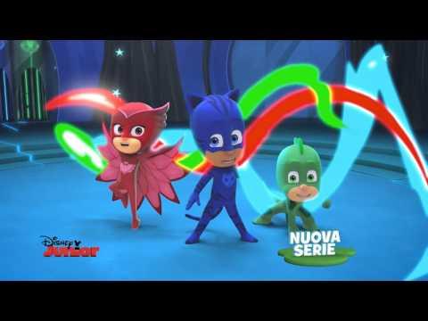 PJ Masks Super Pigiamini - E' meglio se restiamo a terra - Nuova serie