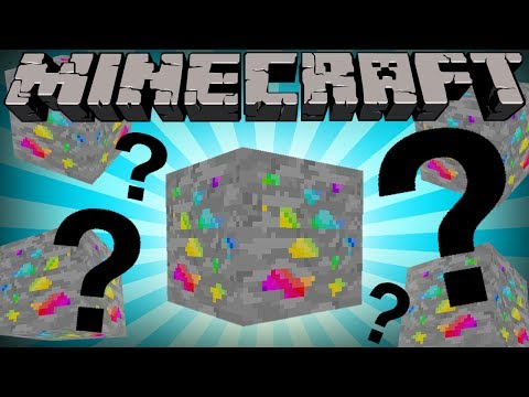 If a New Ore was Added to Minecraft - Part 1