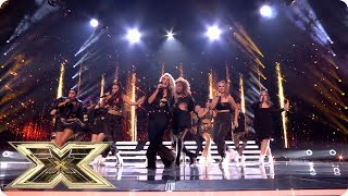LMA Choir Sing Proud Mary | Live Shows Week 2 | The X Factor UK 2018