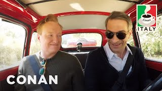 Video Conan & Jordan Schlansky's Italian Road Trip MP3, 3GP, MP4, WEBM, AVI, FLV April 2018