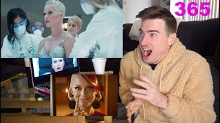 Zedd, Katy Perry - 365 Music video reaction!