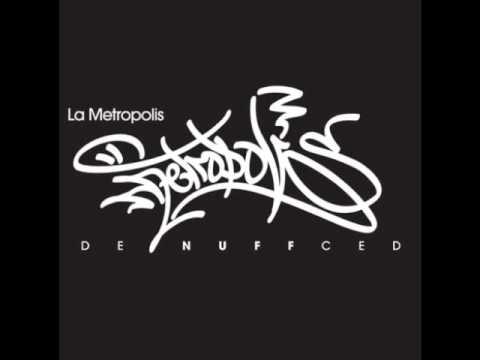 Tek One - Metropolis (Con Letra) (Versión Extendida) (Link De Descarga: Nuff Ced - La Metropolis)