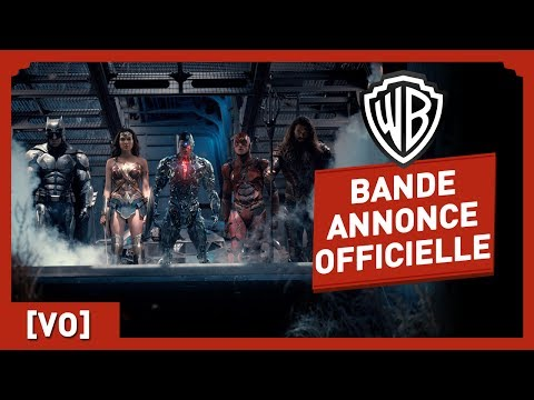 Justice League - Bande Annonce Officielle 2 (VO)