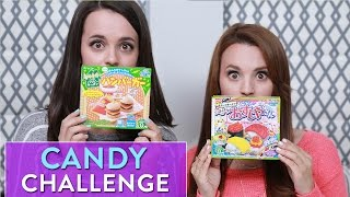 I got a lot of requests to do the Popin' Cooking' Candy Assembly Challenge! Let us know down below what other videos you ...