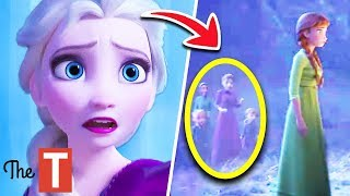Video 10 Things Everyone Missed In NEW Frozen 2 Trailer MP3, 3GP, MP4, WEBM, AVI, FLV September 2019