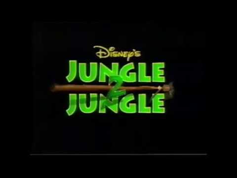 Jungle 2 Jungle Movie Trailer 1997 - TV Spot