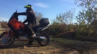 9. Hooning KTM 990 Adventure