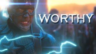 Captain America - Worthy