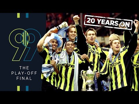 Video: 99   THE PLAYOFF FINAL   Documentary Film