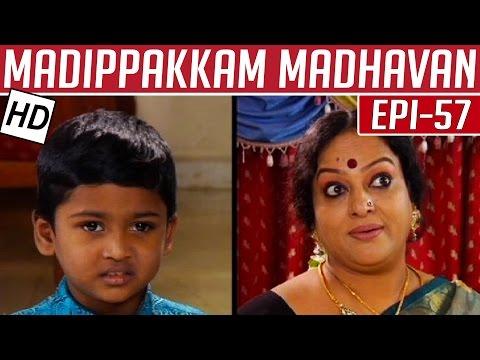 Madippakkam-Madhavan-Epi-57-04-02-2014-Kalaignar-TV