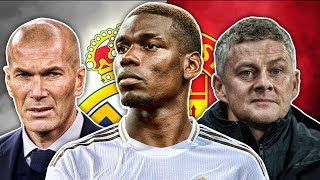 Why Paul Pogba Should Leave Manchester United For Real Madrid  | Extra-Time Podcast by Football Daily