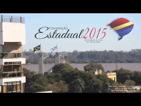 Convenção Estadual Quadrangular RS em Uruguaiana