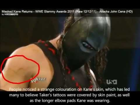 mask kane - Video follow up. Argument solved. The truth revealed about Kane. WATCH HERE http://www.youtube.com/watch?v=Pt73MPc3gvg.