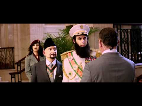 The Dictator Movie - Funny Scenes Part 1