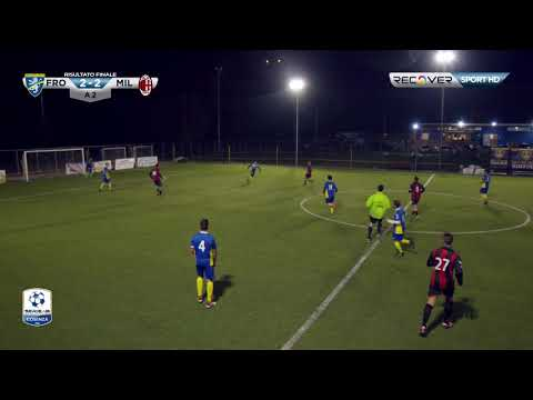 Frosinone-Milan 2-2