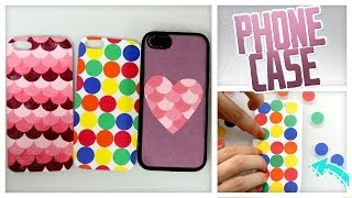 Colorful Cell Phone Case - Do It, Gurl - YouTube