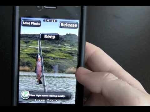 iFishing Fly Fishing Edition for iPhone
