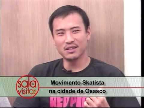 Sala de Visitas - Movimento Skatista em Osasco