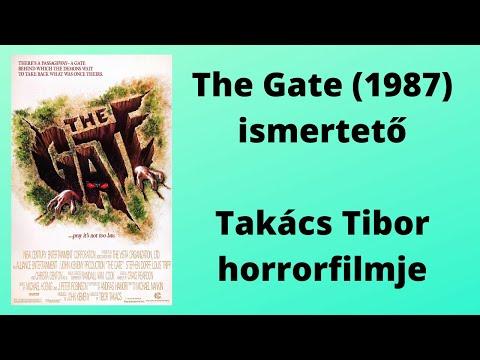 """The Gate (1987) ismertető - Takács Tibor """"családi"""" horrorfilmje"""