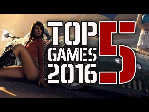 ТОП ЛУЧШИХ ИГР 2016 ГОДА /PS4-XBOX ONE-PC/Gameplay Trailer 60FPS