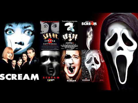 Ranking the ENTIRE 'Scream' Franchise (Including the TV Series)
