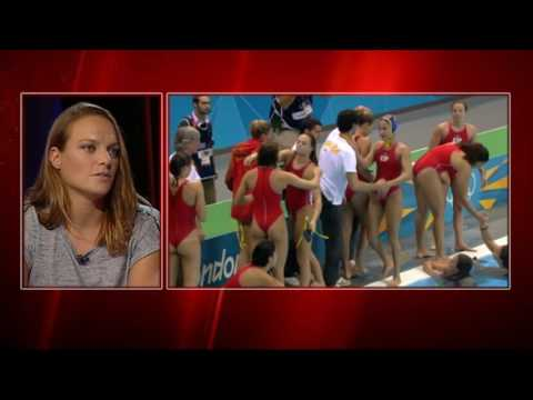 Entrevista a Jennifer Pareja al programa «Esport Club»