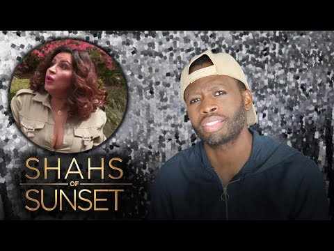 Shahs Of Sunset | Season 7 Ep. 3 | A Date with Destiney (видео)