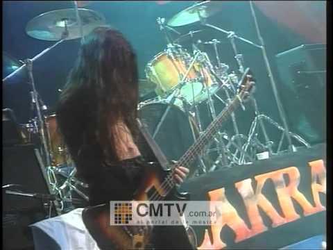 Alakrán video Luces de la gran ciudad - CM Vivo 13/07/1998