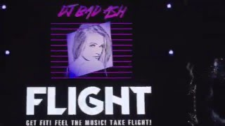 FLIGHT Fitness Promo feat. DJ Bad Ash