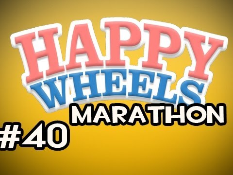 Happy Wheels MARATHON w/Nova Ep.40 - Falling With Style Video