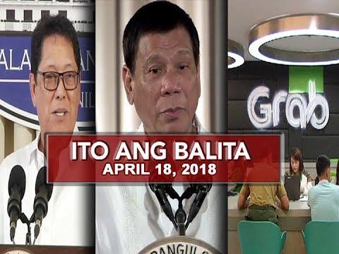 UNTV: Ito Ang Balita (April 18, 2018)