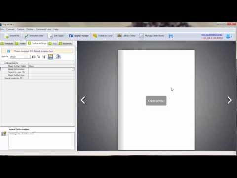 Free PDF to FlipBook -  Create Flip Page Publications from PDF Online and Offline