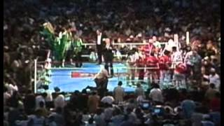 Tale Of Larry Holmes Vs Gerry Cooney