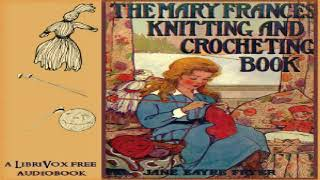 Mary Frances Knitting and Crocheting Book | Jane Eayre Fryer | Arts, Crafts & Hobbies | 1/4