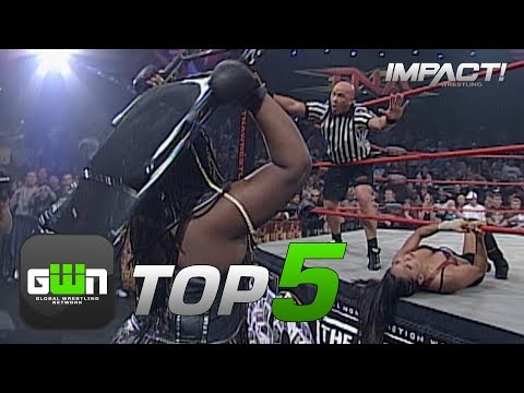 5 Most EXTREME Knockouts Matches in IMPACT History | GWN Top 5