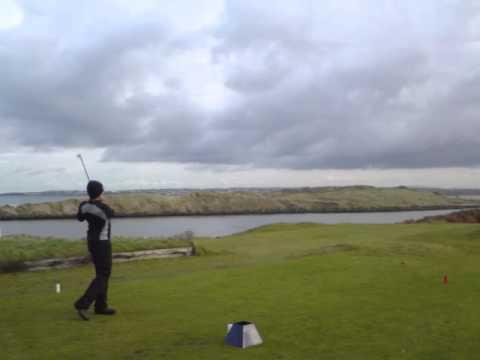 Darren Clarke Golf School 2010-11