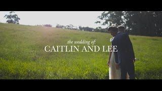 Caitlin & Lee | Gum Gully Farm