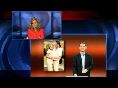 KFOR Meteorologist Proposes to Girlfriend on Live TV