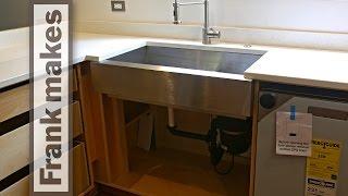 Kitchen Remodel: Part 10 - Sink