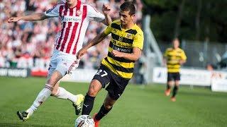 Highlights: Hobro IK - AaB 0-1 (24-07-2015)