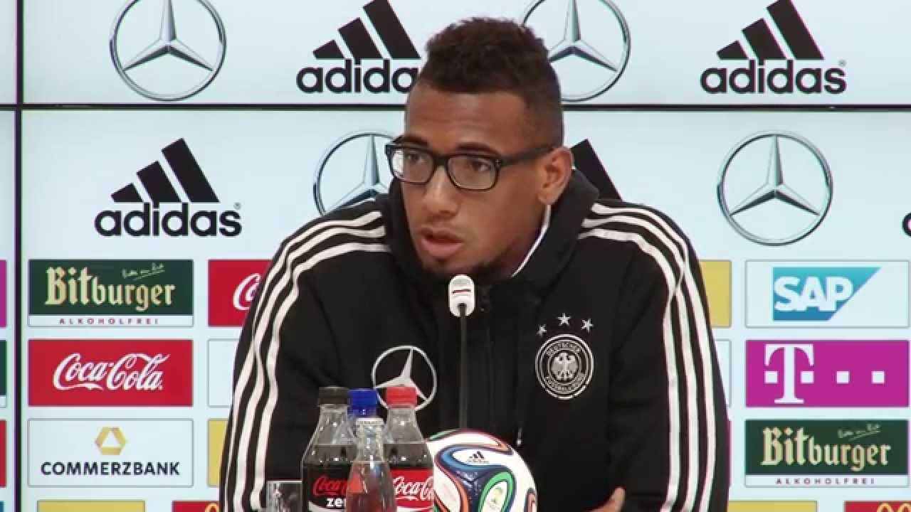 "LV? RV? Boateng: ""Will in der Mitte spielen!"" | DFB-Trainingslager in Südtirol"