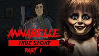 Annabelle Doll True Story | Horror Story In Hindi | Khooni Monday E37 🔥🔥🔥