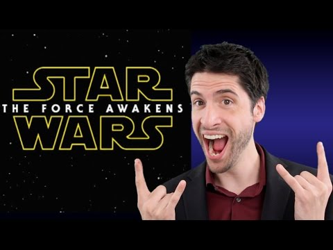 Star Wars: The Force Awakens OFFICIAL title!